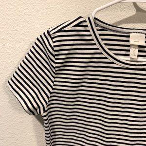 H&M Basic  Striped Tee Shirt